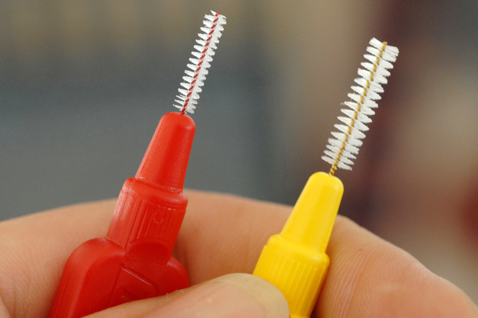 image of interdental brushes
